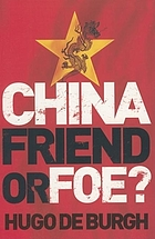 China : friend or foe?