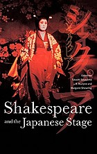 Shakespeare and the Japanese stage