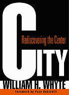 City : rediscovering the center