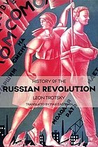 The history of the Russian revolution