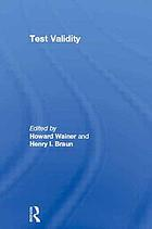 Test validity