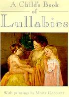 A child's book of lullabies