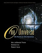 One universe : at home in the cosmos