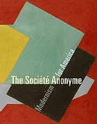 The Société anonyme : modernism for America