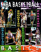 NBA basketball offense basics