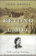 Beyond the limit : the dream of Sofya Kovalevskaya