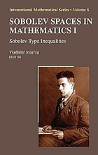 Sobolev spaces in mathematics
