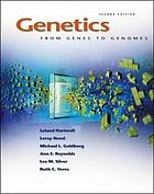 Student study art notebook to accompany genetics : from genes to genomes
