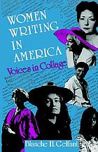 Women writing in America : voices in collage