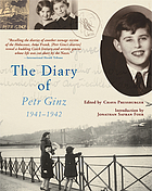 The diary of Petr Ginz 1941-1942