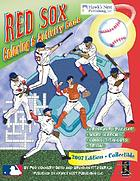 Red Sox coloring and activity book
