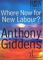 Where now for New Labour?