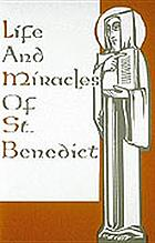 Life and miracles of St. Benedict : book two of the Dialogues