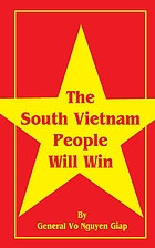 The South Vietnam people will win.