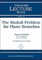 The moduli problem for plane branches
