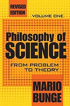 Philosophy of science / From problem to theory