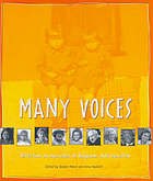 Many voices : reflections on experiences of indigenous child separation