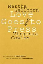 Love goes to press : a comedy in three acts