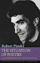 The situation of poetry : contemporary poetry and its traditions
