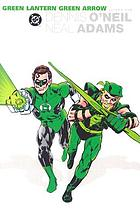 The Green Lantern-Green Arrow collection