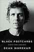 Black postcards : a rock & roll romance