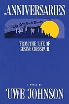Anniversaries : from the life of Gesine Cresspahl