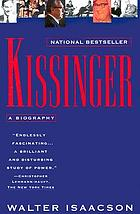Kissinger : a biography