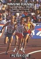 Winning running : successful 800m & 1500m racing and training
