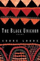 The black unicorn : poems
