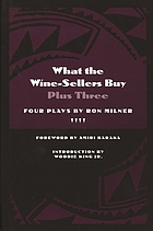 What the wine-sellers buy plus three : four plays