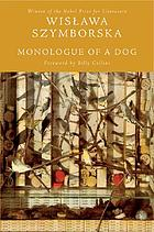 Monologue of a dog : new poems