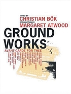 Ground works : avant-garde for thee