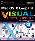 Mac OS X Leopard Visual Encyclopedia, Leopard edition. 11th ed