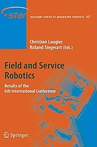 Field and service robotics : results of the 6th International Conference