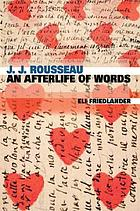 J an afterlife of words