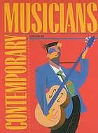Contemporary musicians, volume 62