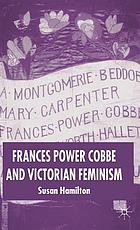 Frances Power Cobbe and Victorian feminism