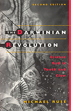 The Darwinian revolution : science red in tooth and claw