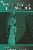 The institution of literature