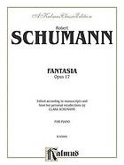 Fantasia for the piano, op. 17