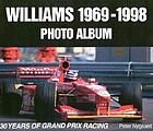 Williams 1969-1998 photo album : 30 years of Grand Prix racing