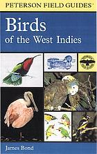 Birds of the Caribbean : (birds of the West Indies)