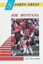 Sports great Joe Montana
