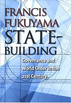 State-building : governance and world order in the 21st century