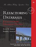 Refactoring databases : evolutionary database design