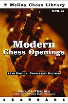 Modern chess openings : MCO-14