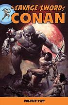 The savage sword of Conan