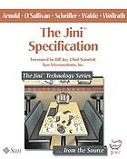 The Jini specification