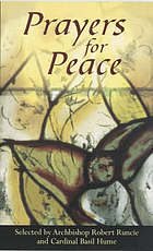 Prayers for peace : an anthology of readings and prayers