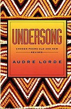 Undersong : chosen poems, old and new